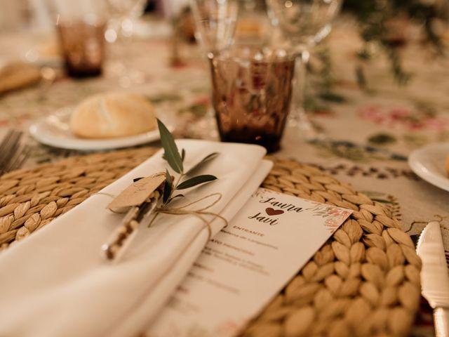 La boda de Javi y Laura en San Roque, Cádiz 61