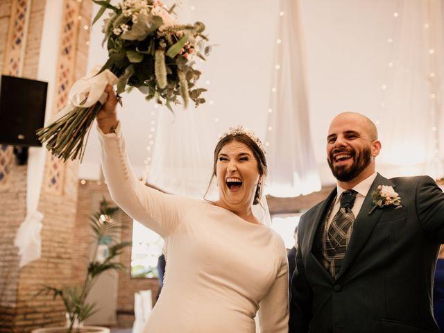 La boda de Javi y Laura en San Roque, Cádiz 63