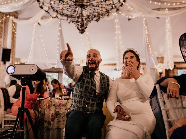 La boda de Javi y Laura en San Roque, Cádiz 1