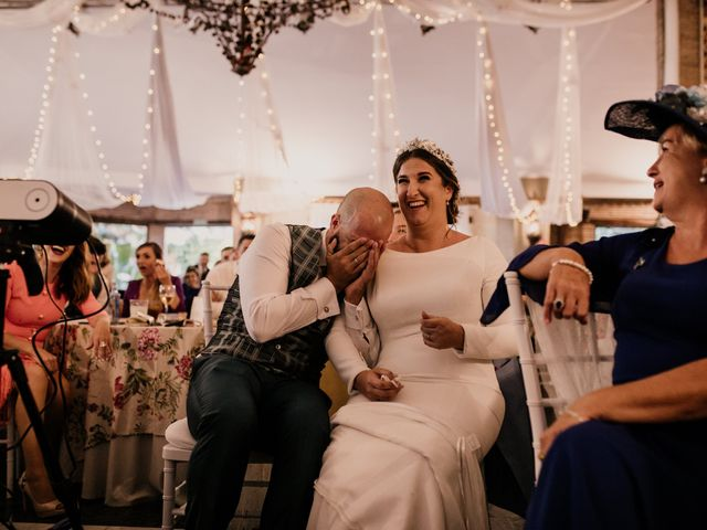 La boda de Javi y Laura en San Roque, Cádiz 74