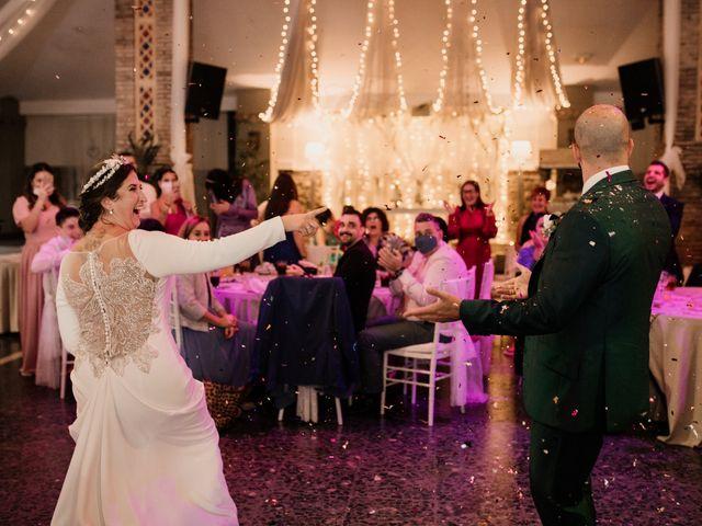 La boda de Javi y Laura en San Roque, Cádiz 76