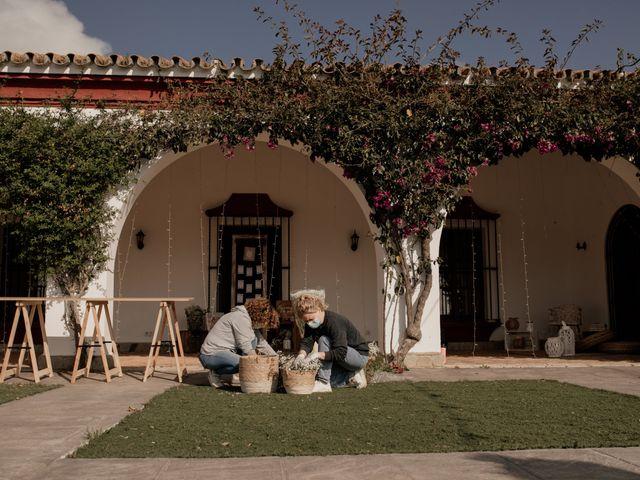 La boda de Víctor y Laura en Los Barrios, Cádiz 7