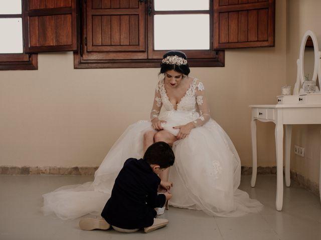 La boda de Víctor y Laura en Los Barrios, Cádiz 37