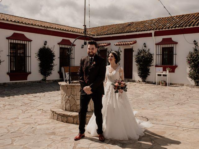 La boda de Víctor y Laura en Los Barrios, Cádiz 55