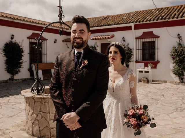 La boda de Víctor y Laura en Los Barrios, Cádiz 56