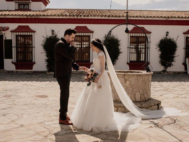La boda de Víctor y Laura en Los Barrios, Cádiz 57