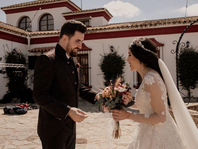 La boda de Víctor y Laura en Los Barrios, Cádiz 58