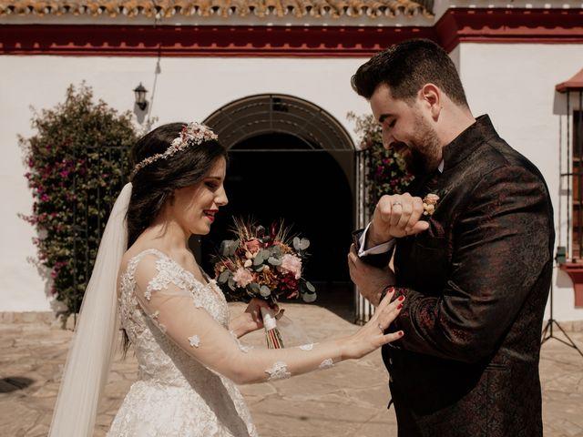 La boda de Víctor y Laura en Los Barrios, Cádiz 59