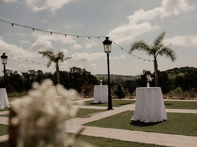 La boda de Víctor y Laura en Los Barrios, Cádiz 60