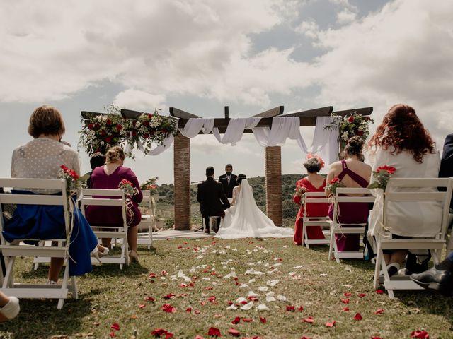 La boda de Víctor y Laura en Los Barrios, Cádiz 62