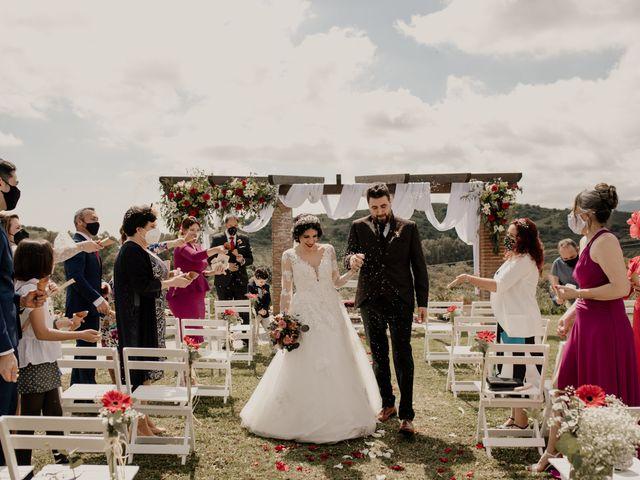 La boda de Víctor y Laura en Los Barrios, Cádiz 66