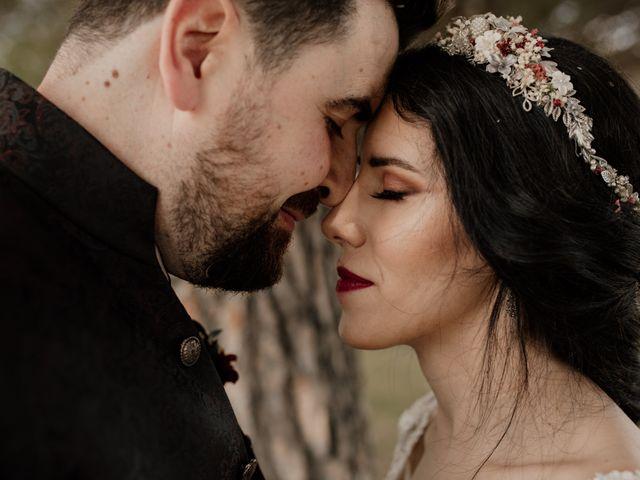 La boda de Víctor y Laura en Los Barrios, Cádiz 2