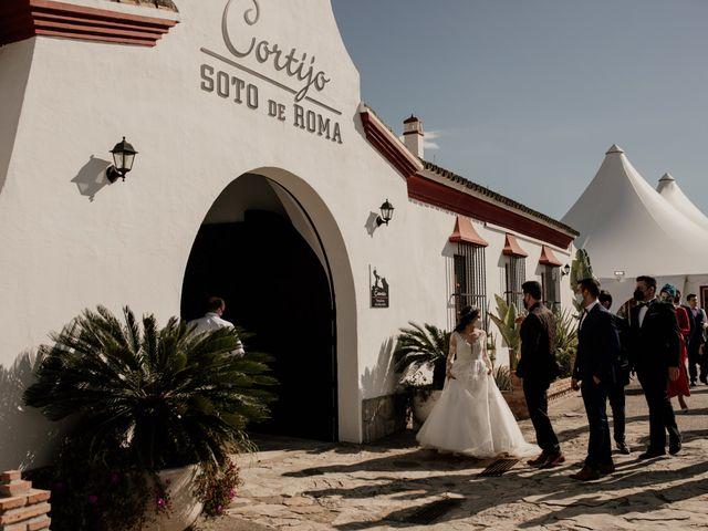 La boda de Víctor y Laura en Los Barrios, Cádiz 92