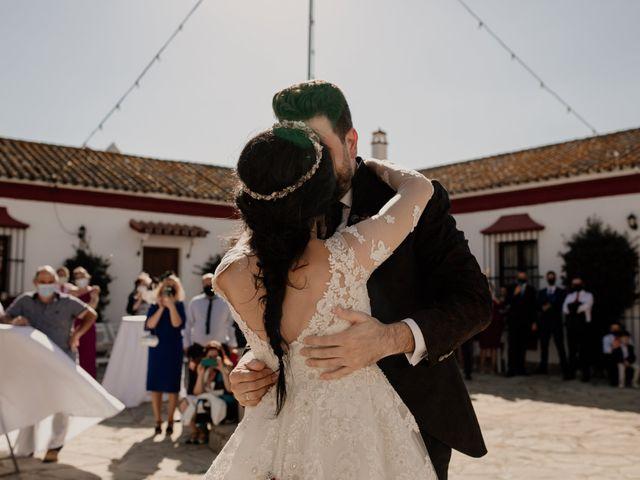 La boda de Víctor y Laura en Los Barrios, Cádiz 95