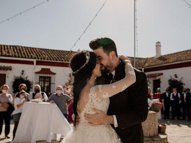 La boda de Víctor y Laura en Los Barrios, Cádiz 96