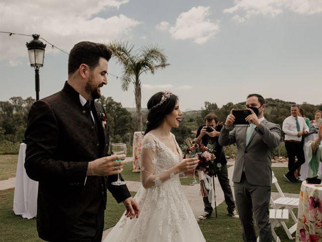 La boda de Víctor y Laura en Los Barrios, Cádiz 74