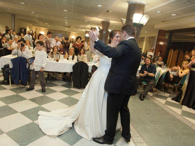La boda de Asier y Marta en Azpeitia, Guipúzcoa 1
