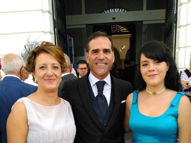 La boda de Manuel y  Marisa en Llerena, Badajoz 4
