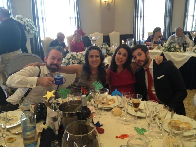 La boda de Manuel y  Marisa en Llerena, Badajoz 5