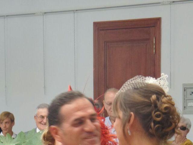 La boda de Manuel y  Marisa en Llerena, Badajoz 8