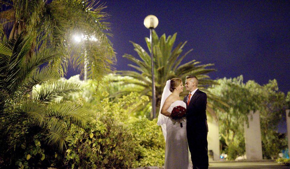 La boda de Raúl y Almudena en Las Palmas De Gran Canaria, Las Palmas