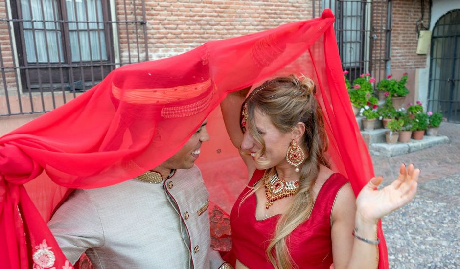 La boda de Alfonso  y Tania  en Galapagos, Guadalajara