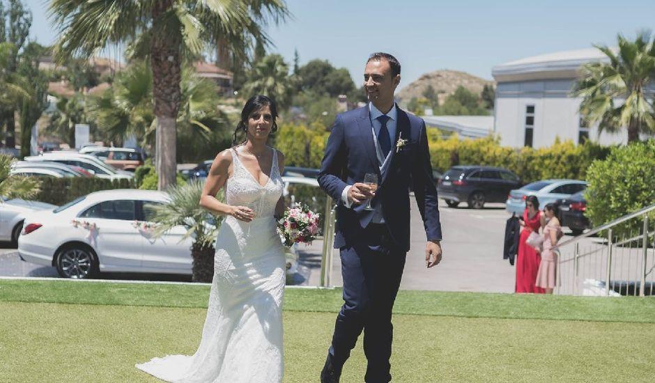 La boda de Andrés  y Jennifer en Archena, Murcia