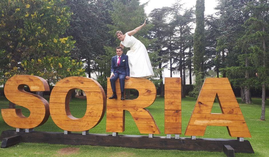 La boda de NACHO y LAURA en Soria, Soria
