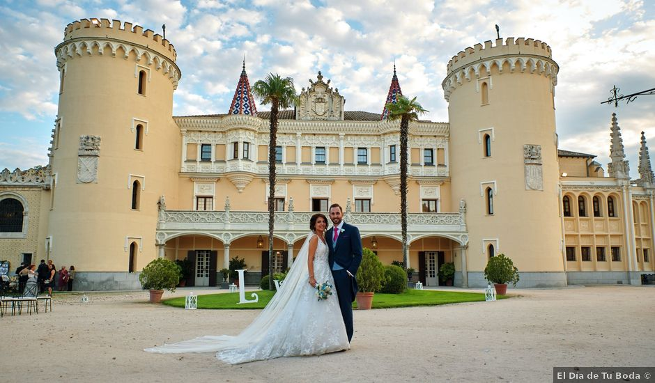 La boda de Jose Manuel y Leticia en Soto De Viñuelas, Madrid