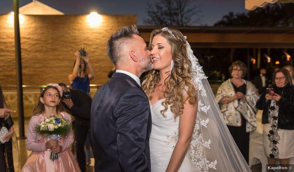 La boda de Raul y Eva en Alginet, Valencia
