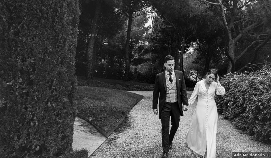 La boda de Gonzalo y Sara en Toledo, Toledo