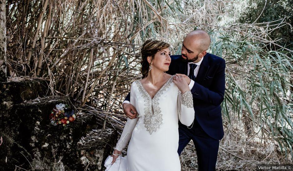 La boda de David y Mari Carmen en Medellin, Badajoz
