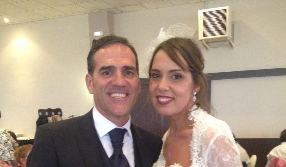 La boda de Manuel y  Marisa en Llerena, Badajoz