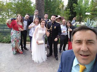 La boda de Isaac y Belen