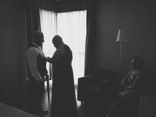 La boda de Teresa y Juan Carlos 2