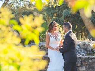 La boda de Tania y Yon