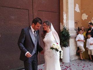 La boda de Roxana  y David  2