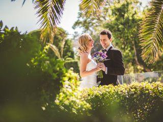 La boda de Julia y Dani 1
