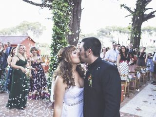 La boda de Marian y Javi