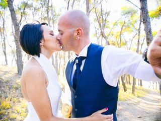 La boda de Yasmina y Adam