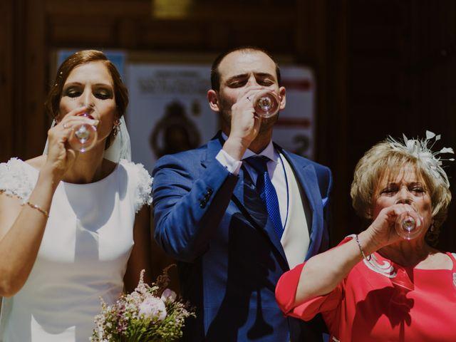 La boda de Martina y Chema