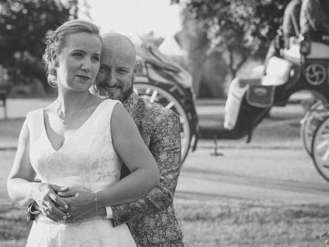 La boda de Teresa y Juan Carlos
