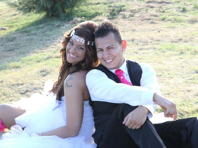 La boda de Laura y Peter