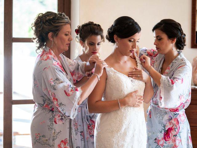 La boda de David y Laura en Santa Eularia Des Riu, Islas Baleares 7