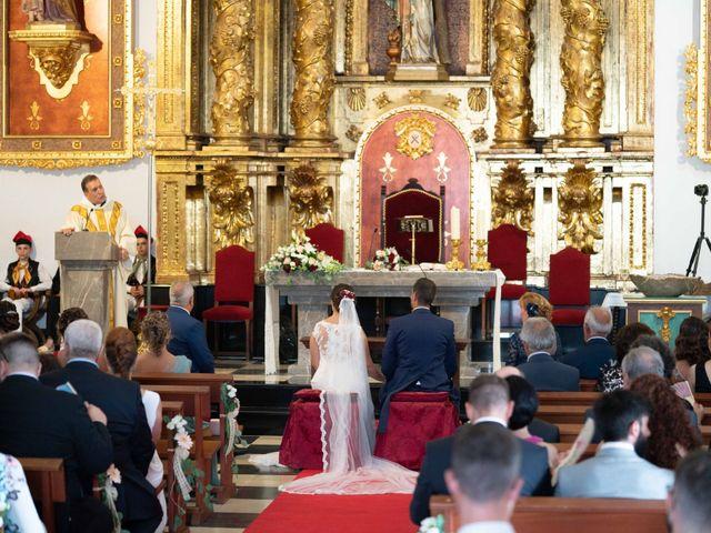 La boda de David y Laura en Santa Eularia Des Riu, Islas Baleares 26