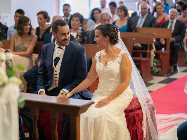 La boda de David y Laura en Santa Eularia Des Riu, Islas Baleares 24