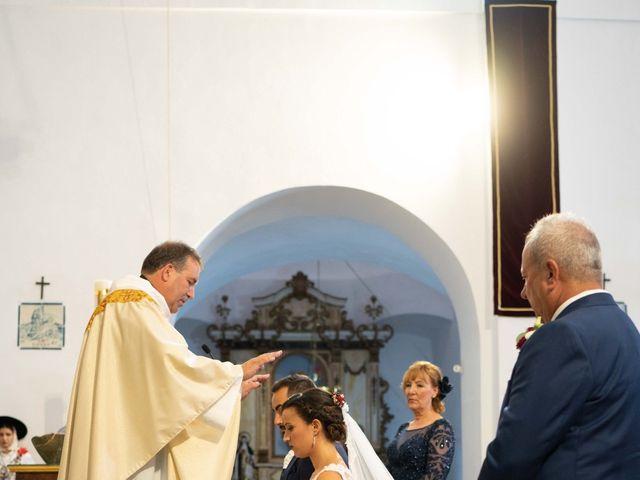 La boda de David y Laura en Santa Eularia Des Riu, Islas Baleares 22