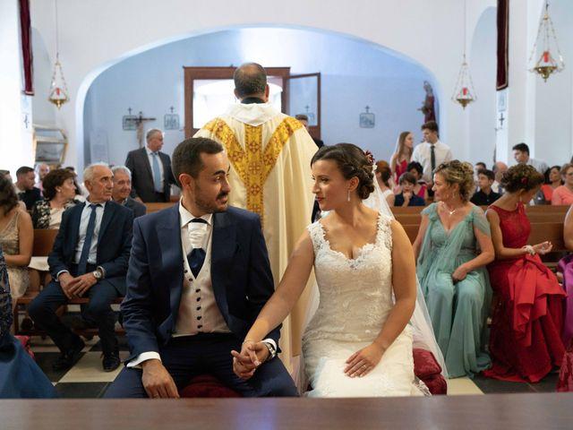 La boda de David y Laura en Santa Eularia Des Riu, Islas Baleares 21