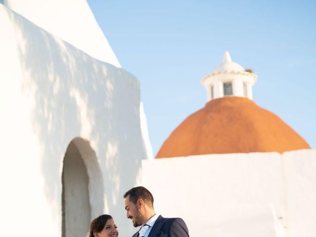 La boda de David y Laura en Santa Eularia Des Riu, Islas Baleares 31