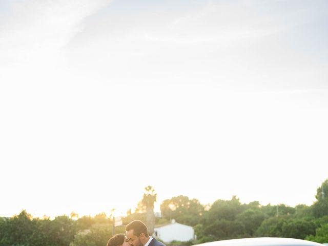 La boda de David y Laura en Santa Eularia Des Riu, Islas Baleares 41